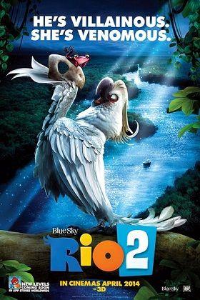 Рио 2 мультфильм (2014) смотреть онлайн