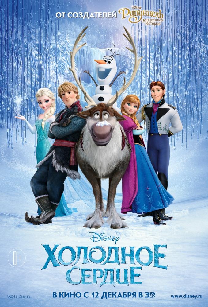 Холодное сердце мультфильм 2013